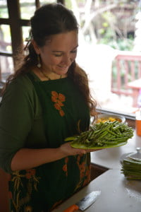 Students can indulge in a healthy diet and lifestyle at Teacher Anni's. It is an ESL homestay for mind, body and soul